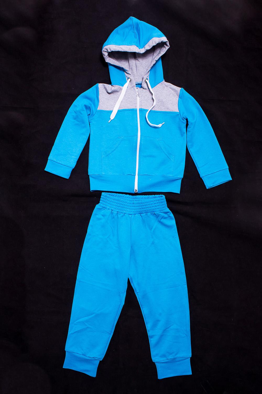 КостюмКостюмы<br>Удобный спортивный костюм для девочки. Модель выполнена из приятного материала. Отличный выбор для занятий спортом и активного отдыха.  В изделии использованы цвета: голубой, серый  Размер 74 соответствует росту 70-73 см Размер 80 соответствует росту 74-80 см Размер 86 соответствует росту 81-86 см Размер 92 соответствует росту 87-92 см Размер 98 соответствует росту 93-98 см Размер 104 соответствует росту 98-104 см Размер 110 соответствует росту 105-110 см Размер 116 соответствует росту 111-116 см Размер 122 соответствует росту 117-122 см Размер 128 соответствует росту 123-128 см Размер 134 соответствует росту 129-134 см Размер 140 соответствует росту 135-140 см Размер 146 соответствует росту 141-146 см Размер 152 соответствует росту 147-152 см Размер 158 соответствует росту 153-158 см Размер 164 соответствует росту 159-164 см<br><br>Горловина: Капюшон<br>По материалу: Трикотажные<br>По образу: Повседневные,Уличные<br>По рисунку: Однотонные<br>По сезону: Зима,Осень,Весна<br>По стилю: Повседневные<br>По элементам: С карманами,С молнией<br>Рукав: Длинный рукав,С манжетой<br>По возрасту: Ясельные ( от 1 до 3 лет)<br>Размер : 86,98<br>Материал: Трикотаж<br>Количество в наличии: 2
