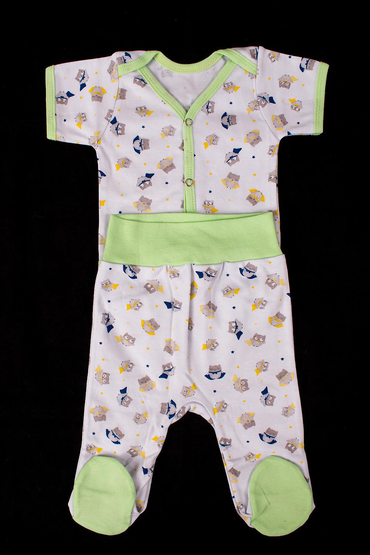 Комплект комплект для новорожденного 42 части quelle klitzeklein 735059