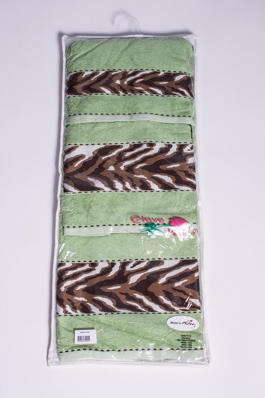 Комплект махровых полотенецКомплекты<br>Комплект махровых полотенец В комплект входят 3 полотенца размерами 30*50, 50*90 и 70*140 см.  Цвет: зеленый, бежевый, коричневый<br><br>По материалу: Махровые,Хлопковые<br>По рисунку: Цветные<br>По элементам: 3 предмета,С отделкой<br>Размер : UNI<br>Материал: Махровое полотно<br>Количество в наличии: 3