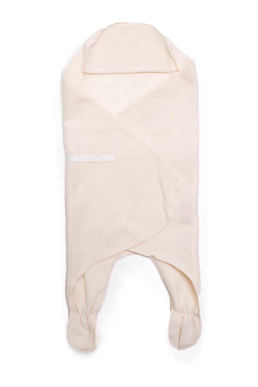 Конверт-одеялоОдеяла и подушки<br>Детское конверт - одеяло.  Размер: 74 см  Цвет: кремовый<br><br>Размер : UNI<br>Материал: Флис<br>Количество в наличии: 1