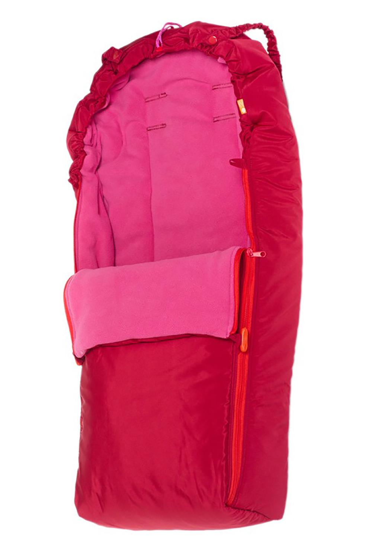 КонвертОдеяла и подушки<br>Флисовый конверт – это надежная защита от любых погодных условий: дождя, снега, ветра, мороза. Малыш всегда чувствует себя предельно комфортно и в то же время свободно. Конверт предназначен не только для новорожденных, он рассчитан на длительное использование. Может использоваться в сочетании с сидячими колясками, а также с санками и автокреслами.  Основные преимущества: - надежная защита от ветра, сырости и мороза до -20 градусов - наличие капюшона с кулиской - две боковые молнии, что облегчает и ускоряет процесс одевания - можно освободить ручки малыша, оставив закрытой грудку - наличие страховочных ремней - прорези под ремни безопастности сидячей коляски или автокресла - длительность использования - простота в уходе  верх с в/о пропиткой подкладка флис (100% Пэ) утеплитель холлофан  Цвет: красный<br><br>По сезону: Всесезон<br>Размер : UNI<br>Материал: Болонья<br>Количество в наличии: 1