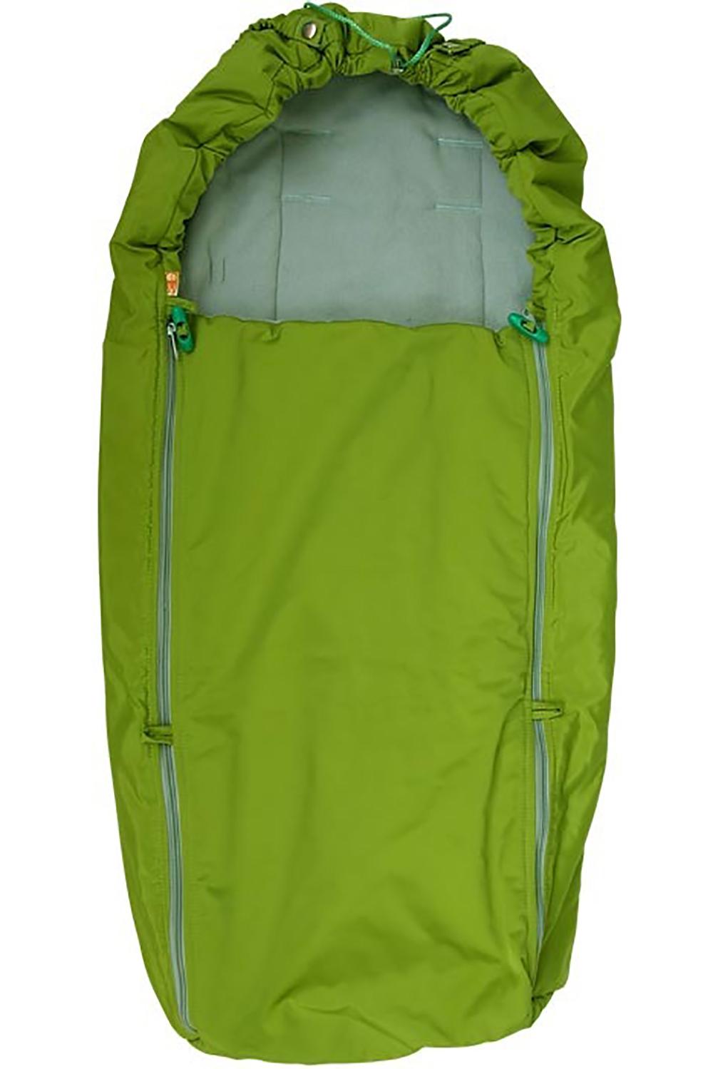 КонвертОдеяла и подушки<br>Флисовый конверт – это надежная защита от любых погодных условий: дождя, снега, ветра, мороза. Малыш всегда чувствует себя предельно комфортно и в то же время свободно. Конверт предназначен не только для новорожденных, он рассчитан на длительное использование. Может использоваться в сочетании с сидячими колясками, а также с санками и автокреслами.  Основные преимущества: - надежная защита от ветра, сырости и мороза до -20 градусов - наличие капюшона с кулиской - две боковые молнии, что облегчает и ускоряет процесс одевания - можно освободить ручки малыша, оставив закрытой грудку - наличие страховочных ремней - прорези под ремни безопастности сидячей коляски или автокресла - длительность использования - простота в уходе  верх с в/о пропиткой подкладка флис (100% Пэ) утеплитель холлофан  Цвет: зеленый<br><br>По сезону: Всесезон<br>Размер : UNI<br>Материал: Болонья<br>Количество в наличии: 1