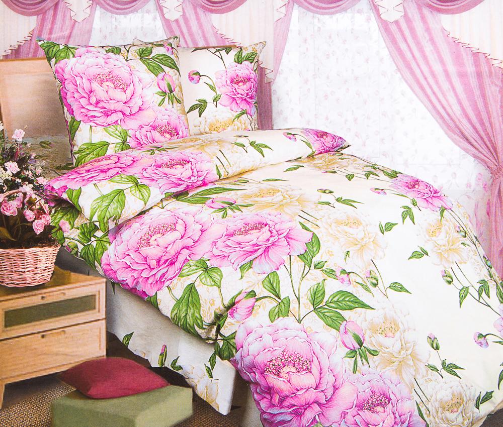 Комплект постельного белья простынь 18