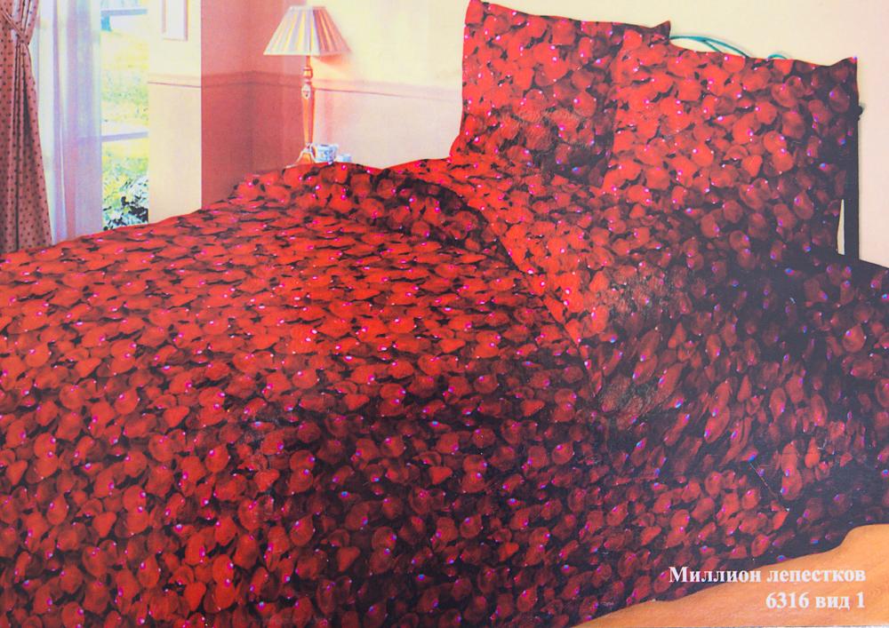 Комплект постельного бельяПостельное белье<br>Постельное белье из бязи.  Цвет: красный, черный   Бязь - традиционная ткань, которая многие годы не теряет своих позиций на Российском рынке. Ей доверяли свой сон многие поколения и сейчас она, несмотря на появление новых тканей, не утратила своей актуальности. И не удивительно, ведь комплекты постельного белья из бязи не аллергенны, отличаются высокой плотностью и износостойкостью. Уникальный способ печати - позволит насладиться яркими дизайнами с различными оттенками и глубиной цвета, которые удивят Вас своей реалистичностью.   Комплект полутораспального гарнитура: Пододеяльник 148х215 - 1шт.  Простынь 215*152 - 1шт.  Наволочка 70х70 - 2шт.   Комплект двуспального гарнитура: Пододеяльник 180*215 - 1шт. Простынь 214*220 - 1шт. Наволочка 70х70 - 2шт.  Комплект Евро гарнитура:  Пододеяльник 215х220 - 1шт.  Простынь 220*240 - 1шт.  Наволочка 70х70 - 2шт.  Комплект Дуэт гарнитура:  Пододеяльник 215*148 - 2шт.  Простынь 220х240 - 1шт.  Наволочка 70х70 - 2шт.<br><br>По материалу: Бязь,Хлопок<br>По размеру: Полутороспальные,Дуэт,Евро<br>По рисунку: Растительные мотивы,Цветные,С принтом,Цветочные<br>По комплектации: Наволочка 2 шт.,Пододеяльник 2 шт.,Пододеяльник 1 шт.,Простыня 1 шт.<br>По способу закрывания: В нахлест<br>Размер: 2.0,Duet,Euro<br>Материал: 100% хлопок<br>Количество в наличии: 2