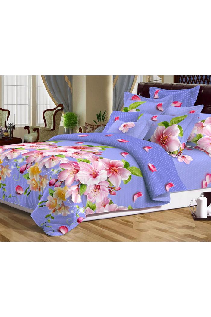 цена Комплект постельного белья онлайн в 2017 году