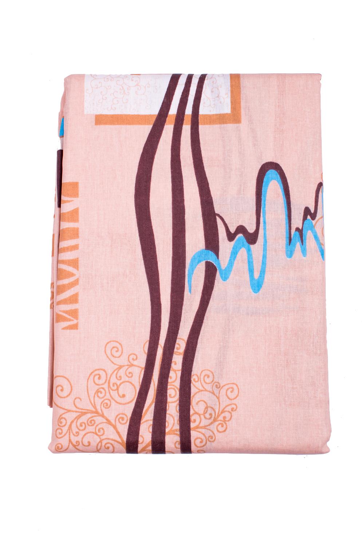 Комплект постельного бельяПостельное белье<br>Бязь - это плотная хлопчатобумажная ткань, гигиеничная, обладающая низкой сменяемостью и легко стирающаяся. Изготавливается из 100% хлопка с использованием устойчивых безопасных красителей для нанесения рисунка на долгие годы, сохраняя яркость цвета.В изделии использованы цвета: бежевый и др.Обращаем Ваше внимание на то, что расположение рисунка на комплекте не всегда полностью совпадает с рисунком на картинке! Данное несоответствие не расценивается как брак или некондиция.Комплект полутораспального гарнитура:Пододеяльник 150х215 - 1шт.Простынь 150х215 - 1шт.Наволочка 70х70 - 2шт.Комплект двуспального гарнитура:Пододеяльник 180х215 - 1шт.Простынь 180х215 - 1шт.Наволочка 70х70 - 2 шт.Комплект двуспального гарнитура с Евро простыней:Пододеяльник 180х215 - 1шт.Простынь 220х240 - 1шт.Наволочка 70х70 - 2 шт.Комплект Евро гарнитура: Пододеяльник 200х220 - 1шт. Простынь 220х240 - 1шт. Наволочка 70х70 - 2 шт.Комплект Дуэт гарнитура: Пододеяльник 150х215 - 2 шт.Простынь 220х240 - 1шт. Наволочка 70х70 - 2 шт.<br><br>Комплектация: Наволочка 2 шт.,Пододеяльник 1 шт.,Простыня 1 шт.<br>Материал: Бязь,Хлопок<br>Размер: Полутороспальные<br>Рисунок: С принтом,Цветные<br>Способ закрывания: В нахлест<br>Размер : 1,5<br>Материал: Бязь набивная б/шва 100% хлопок<br>Количество в наличии: 4