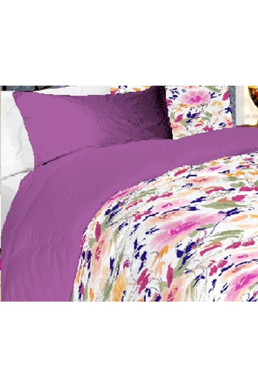 Комплект постельного бельяПостельное белье<br>Постельное белье изготовлено из перкали.  Плотность постельного белья - 160 гр/м2  Цвет: белый, мультицвет  Перкаль - это плотная хлопчатобумажная ткань, очень износостойкая и крепкая, хорошо хранит тепло, не выпуская его наружу, не пропускает воздух. Поэтому спать в такой постели мягко, тепло и уютно. Перкалевое белье не образует катышков, яркие цвета сохраняются на долго, хорошо впитывает влагу.  Комплект полутораспального гарнитура: Пододеяльник 145х215 - 1шт. Простынь 150х215 - 1шт. Наволочка 50х70 - 2шт.  Комплект двуспального гарнитура: Пододеяльник 175х215 - 1шт. Простынь 200х220 - 1шт. Наволочка 50х70 - 2 шт.  Комплект двуспального гарнитура с Евро простыней: Пододеяльник 175х215 - 1шт. Простынь 220х240 - 1шт. Наволочка 50х70 - 2 шт.  Комплект Евро гарнитура:  Пододеяльник 200х215 - 1шт.  Простынь 220х240 - 1шт.  Наволочка 50х70 - 2 шт.  Комплект Дуэт гарнитура:  Пододеяльник 145х215 - 2 шт. Простынь 220х240 - 1шт.  Наволочка 70х70 - 2 шт.<br><br>По комплектации: Наволочка 2 шт.,Пододеяльник 1 шт.,Простыня 1 шт.<br>По материалу: Перкаль,Хлопок<br>По размеру: Полутороспальные,Двуспальные,Евро<br>По рисунку: Растительные мотивы,С принтом,Цветные,Цветочные<br>По способу закрывания: В нахлест<br>Размер : 1,5,2,0,Euro<br>Материал: Перкаль б/шва 100% хлопок<br>Количество в наличии: 3