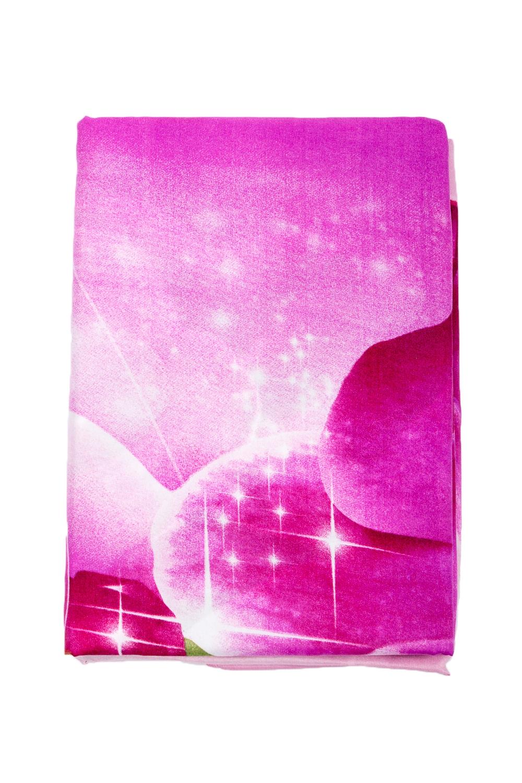 Комплект постельного бельяПостельное белье<br>Постельное белье из ткани нового поколения - полисатин. Преимущества комплекта из полисатина - увеличенный срок службы, низкая усадка ткани после стирки, высокие гигиенические свойства, низкая сминаемость изделий, отсутствие миграции красителей.  В изделии использованы цвета: розовый, белый и др.  Обращаем Ваше внимание на то, что расположение рисунка на комплекте не всегда полностью совпадает с рисунком на картинке Данное несоответствие не расценивается как брак или некондиция.  Комплект полутораспального гарнитура: Пододеяльник 150х215 - 1шт. Простынь 150х215 - 1шт. Наволочка 70х70 - 2шт.  Комплект двуспального гарнитура: Пододеяльник 180х215 - 1шт. Простынь 180х215 - 1шт. Наволочка 70х70 - 2 шт.  Комплект двуспального гарнитура с Евро простыней: Пододеяльник 180х215 - 1шт. Простынь 215х220 - 1шт. Наволочка 70х70 - 2 шт.  Комплект Евро гарнитура:  Пододеяльник 200х220 - 1шт.  Простынь 220х240 - 1шт.  Наволочка 70х70 - 2 шт.  Комплект Дуэт гарнитура:  Пододеяльник 150х215 - 2 шт. Простынь 220х240 - 1шт.  Наволочка 70х70 - 2 шт.<br><br>По комплектации: Наволочка 2 шт.,Пододеяльник 1 шт.,Простыня 1 шт.,Пододеяльник 2 шт.<br>По материалу: Полисатин<br>По размеру: Полутороспальные,Двуспальные,Двуспальные с Евро-простыней,Дуэт,Евро<br>По рисунку: Растительные мотивы,С принтом,Цветные,Цветочные<br>По способу закрывания: В нахлест<br>Размер : 1,5,2,0,2,0 Euro,Duet,Euro<br>Материал: Полисатин<br>Количество в наличии: 9