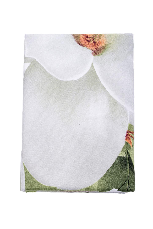 Комплект постельного бельяПостельное белье<br>Постельное белье из ткани нового поколения - полисатин. Преимущества комплекта из полисатина - увеличенный срок службы, низкая усадка ткани после стирки, высокие гигиенические свойства, низкая сминаемость изделий, отсутствие миграции красителей.  В изделии использованы цвета: белый, зеленый и др.  Обращаем Ваше внимание на то, что расположение рисунка на комплекте не всегда полностью совпадает с рисунком на картинке Данное несоответствие не расценивается как брак или некондиция.  Комплект полутораспального гарнитура: Пододеяльник 150х215 - 1шт. Простынь 150х215 - 1шт. Наволочка 70х70 - 2шт.  Комплект двуспального гарнитура: Пододеяльник 180х215 - 1шт. Простынь 180х215 - 1шт. Наволочка 70х70 - 2 шт.  Комплект двуспального гарнитура с Евро простыней: Пододеяльник 180х215 - 1шт. Простынь 215х220 - 1шт. Наволочка 70х70 - 2 шт.  Комплект Евро гарнитура:  Пододеяльник 200х220 - 1шт.  Простынь 220х240 - 1шт.  Наволочка 70х70 - 2 шт.  Комплект Дуэт гарнитура:  Пододеяльник 150х215 - 2 шт. Простынь 220х240 - 1шт.  Наволочка 70х70 - 2 шт.<br><br>По комплектации: Наволочка 2 шт.,Пододеяльник 1 шт.,Простыня 1 шт.<br>По материалу: Полисатин<br>По размеру: Полутороспальные,Двуспальные,Двуспальные с Евро-простыней<br>По рисунку: 3D,Растительные мотивы,С принтом,Цветные,Цветочные<br>По способу закрывания: В нахлест<br>Размер : 1,5,2,0,2,0 Euro<br>Материал: Полисатин<br>Количество в наличии: 4