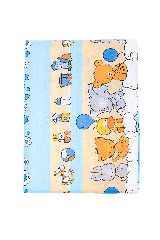 Комплект постельного бельяДля детей<br>Коллекция постельного белья quot;Для детейquot; изготовлена из 100% хлопка. Детское постельное белье - это мир сказки и детских любимых героев, переместившихся из мультфильмов на детскую кровать. Именно у нас, Ваш ребенок найдет самый желанный для себя комплект, который идеально впишется в интерьер детской комнаты. Все комплекты обладают повышенной износостойкостью. Даже после многих-многих стирок продолжают радовать своими яркими цветами.   Обращаем Ваше внимание на то, что расположение рисунка на комплекте не всегда полностью совпадает с рисунком на картинке Данное несоответствие не расценивается как брак.  Цвет: голубой и др.  Комплект гарнитура Ясли: Пододеяльник 112х148 - 1шт. Простыня 100х148 - 1 шт. Наволочка 40х60 - 1 шт.<br><br>По комплектации: Наволочка 1 шт.,Пододеяльник 1 шт.,Простыня 1 шт.<br>По материалу: Бязь<br>По размеру: Ясли<br>По рисунку: С принтом,Цветные<br>Размер : Yasli<br>Материал: Бязь набивная б/шва 100% хлопок<br>Количество в наличии: 2