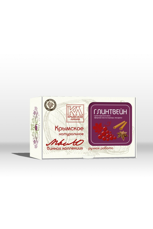 Мыло Винная коллекция ГлинтвейнТвердое мыло<br>Мыло Винная коллекция Глинтвейн.  Это мыло с пряным ароматом глинтвейна согреет тело и душу. Сочетание экстракта яблока, красного вина и меда обладает антицеллюлитным эффектом.  Тепло виноградной лозы, терпкость виноградных косточек, исключительный аромат крымских вин - все это в нашем мыле эксклюзивной коллекции. Мыло данной коллекции состоит из натуральных растительных масел, производных крымских трав и винного купажа. Высокотехнологичное производство позволяет сохранять активность лечебных и косметических компонентов мыла. Недаром говорят, что вино - это молоко мудрости. В рецептуре мыла используется продукты винного производства - выжимка винограда одноименного сорта.   Мыло с пряным ароматом глинтвейна согреет тело и душу. Эфирные масла корицы и гвоздики отлично прогревают и стимулируют кровообращение. Сочетание экстракта яблока, красного вина и меда обладает антицеллюлитным эффектом.  Состав: омыленные растительные масла (кокосовое, оливковое, пальмовое, рициновое); вода подготовленная, масло виноградных косточек, сухое красное вино, воск пчелиный, мед, экстракты красного винограда и яблока, эфирные масла корицы, гвоздики.  Масса 82г (+/-5г)  Срок годности 24 мес. Дата изготовления  19.11.2015 г.  Противопоказания: индивидуальная непереносимость входящих в состав компонентов.  Меры предосторожности: при попадании в глаза промыть водой.  Условия хранения: хранить при температуре не ниже -5 С и относительной влажности воздуха не выше 75%. Оберегать от солнечных лучей.<br><br>Тип аромата: Древесный,Пряный,Травяной,Цитрусовый<br>Тип кожи: Жирная кожа,Зрелая кожа,Комбинированная кожа,Нормальная кожа,Проблемная кожа,Сухая кожа,Чувствительная кожа<br>Тип проблемы: Морщины<br>Эффект: Бодрящий,Омоложение,Успокаивающий<br>Размер : UNI<br>Количество в наличии: 2