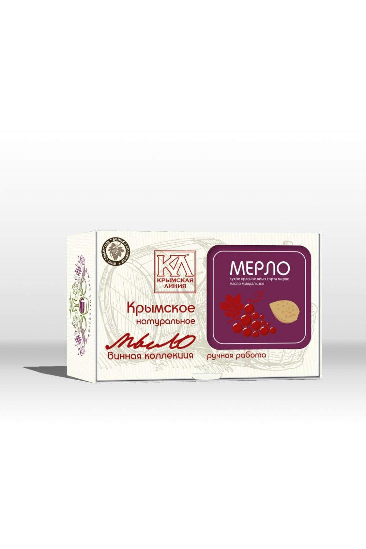 Мыло Винная коллекция МерлоТвердое мыло<br>Мыло quot;Винная коллекция quot;Мерлоquot;  Обладает увлажняющим эффектом. Идеально подходит для склонной к сухости коже.  Тепло виноградной лозы, терпкость виноградных косточек, исключительный аромат крымских вин - все это в нашем мыле эксклюзивной коллекции. Мыло данной коллекции состоит из натуральных растительных масел, производных крымских трав и винного купажа. Высокотехнологичное производство позволяет сохранять активность лечебных и косметических компонентов мыла. Недаром говорят, что вино - это молоко мудрости.  В рецептуре мыла используется продукты винного производства - выжимка винограда одноименного сорта. Масло виноградных косточек, благодаря Омега-6 и витамину Е омолаживает, регенерирует, питает обезвоженный эпидермис. Жмых виноградных косточек отлично очищает кожу, стимулирует кровообращение, ускоряет обмен веществ. Благодаря маслам какао и миндаля мыло обладает увлажняющим эффектом. Идеально подходит для склонной к сухости коже.  Состав: омыленные растительные масла (кокосовое, оливковое, пальмовое, рициновое); вода подготовленная, масло виноградных косточек, масло какао, сухое красное вино сорта Мерло, масло миндальное, экстракт красного винограда, молотый жмых виноградных косточек.  Масса 82г (+/-5г)  Срок годности 24мес.  Дата изготовления  01.02.2016 г.  Противопоказания: индивидуальная непереносимость входящих в состав компонентов.  Меры предосторожности: при попадании в глаза промыть водой.  Условия хранения: хранить при температуре не ниже -5 С и относительной влажности воздуха не выше 75%. Оберегать от солнечных лучей.<br><br>Тип аромата: Легкий,Сладкий,Фруктовый<br>Тип кожи: Сухая кожа<br>Тип проблемы: Высыпания и прыщи,Глубокие поры,Морщины<br>Эффект: Омоложение,Очищение,Сужение пор,Увлажнение<br>Размер : UNI<br>Количество в наличии: 8