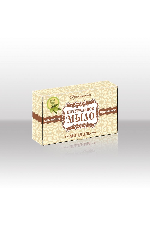 Натуральное мыло МиндальТвердое мыло<br>Мыло натуральное Миндаль.  Замедляет старение клеток и устраняет воспалительные процессы. Масло из мякоти косточек плодов дерева Ши обладает смягчающими и регенерирующими свойствами, увлажняет кожу и является природным солнцезащитным фильтром, а молотые косточки миндаля придают мылу мягкий скрабирующий эффект. Подходит даже для самой чувствительной кожи. Крымское мыло натуральное представляет уникальную линию мыла ручной работы. Его нежная пена бережно очищает и питает кожу, оставляя легкий аромат черноморского бриза, солнечных лучей и целебного горного воздуха.   Состав: омыленные масла (кокосовое, оливковое, пальмовое, рициновое); вода подготовленная, масло сладкого миндаля, масло Ши, ваниль, меленые миндальные косточки, эфирное масло миндаля, гвоздики, карамелизированый сахар.   Крымское мыло натуральное изготовленно в самом сердце Крымского полуострова, с использованием 100% чистых растительных масел и исключительно органических натуральных компонентов - превосходных даров крымской природы. Все ингредиенты для каждого вида мыла тщательно подобраны. Каждый компонент обладает особенными свойствами, а их сочетание создает неповторимый эффект,присущий только нашему мылу.   Крымское мыло натуральное сохраняет все полезные свойства экстрактов, масел и минералов. Мыло не вызывает аллергию, нежно очищает кожу, насыщая ее необходимыми элементами.    Мыло с изысканной композицией эфирных масел горького миндаля, гвоздики и сладким, чувственным ароматом ванили, поможет восстановить физические и душевные силы.  Масса 50г (+/-5г) Срок годности 24 мес. Дата изготовления  11.11.2015г.  Противопоказания: индивидуальная непереносимость входящих в состав компонентов.  Меры предосторожности: при попадании в глаза промыть водой.  Условия хранения: хранить при температуре не ниже -5 С и относительной влажности воздуха не выше 75%. Оберегать от солнечных лучей.<br><br>Тип аромата: Древесный,Пряный,Травяной,Цветочный<br>Тип кожи: Жирная кожа,Зрел