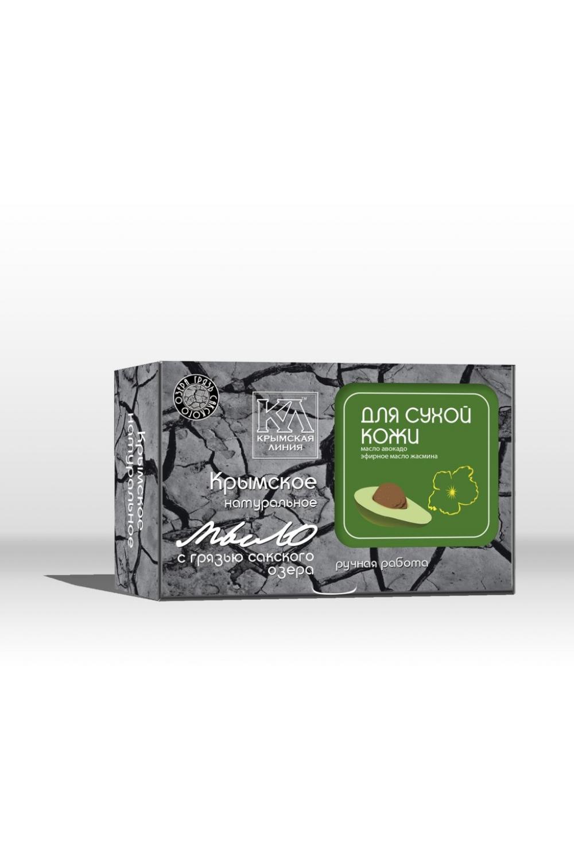 Мыло С грязью Для сухой кожиТвердое мыло<br>Мыло на основе лечебной грязи Сакского озера Для сухой кожи с тщательно подобранной композицией базовых масел очищает, смягчает, питает, восстанавливает липидный баланс склонной к сухости кожи.  Оригинальный рецепт натурального мыла на основе лечебной грязи Сакского озера, содержит уникальный комплекс природных веществ, дополняющих целебное действие сакской грязи. Натуральные масла, лекарственные травы, растительные экстракты, минеральные вещества, эфирные композиции тщательно подобраны для сбалансированного ухода за разными типами кожи.  Основной активный компонент натурального мыла - лечебная грязь Сакского озера. Это уникальное природное вещество, подаренное крымской природой, давно признано эффективным косметическим средством. Биологически активные вещества, содержащиеся в сакской грязи, глубоко проникают в кожу, насыщая ее необходимыми микро- и макроэлементами. Лечебная грязь улучшает обмен веществ в клетках, стимулирует тканевое дыхание, повышает иммунитет и действует как мощный антиоксидант, предупреждая старение. Сакская грязь делает кожу нежной и бархатистой, очищает и сужает поры, абсорбирует излишки кожного жира, удаляет омертвевшие клетки, снижает воспалительные процессы, способствует рассасыванию рубцов и шрамов, разглаживает морщины.  Грязь Сакского озера дарит коже упругость, эластичность, здоровье и красоту     Состав: омыленные растительные масла (кокосовое, оливковое, пальмовое, рициновое); вода подготовленная, грязь Сакского озера, масло Ши, масло виноградных косточек, масло жожоба, масло авокадо, экстракт череды, эфирное масло жасмина, хлорофиллин.  Масса 82г (+/-5г)  Срок годности 24 мес.  Дата изготовления  19.11.2015г  Противопоказания: индивидуальная непереносимость входящих в состав компонентов.  Меры предосторожности: при попадании в глаза промыть водой.  Условия хранения: хранить при температуре не ниже -5 С и относительной влажности воздуха не выше 75%. Оберегать от солнечных лучей.<br><br>Тип а