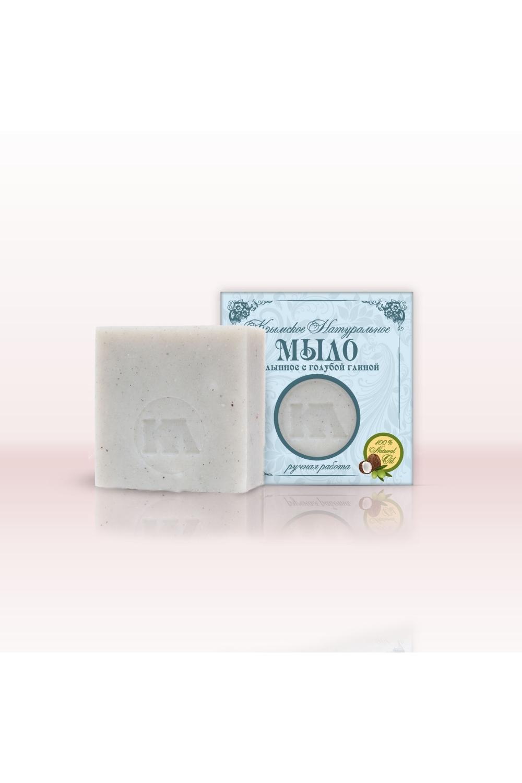 """Мыло натуральное """"Полынное с голубой глиной"""" LacyWear ML(65)-KML"""