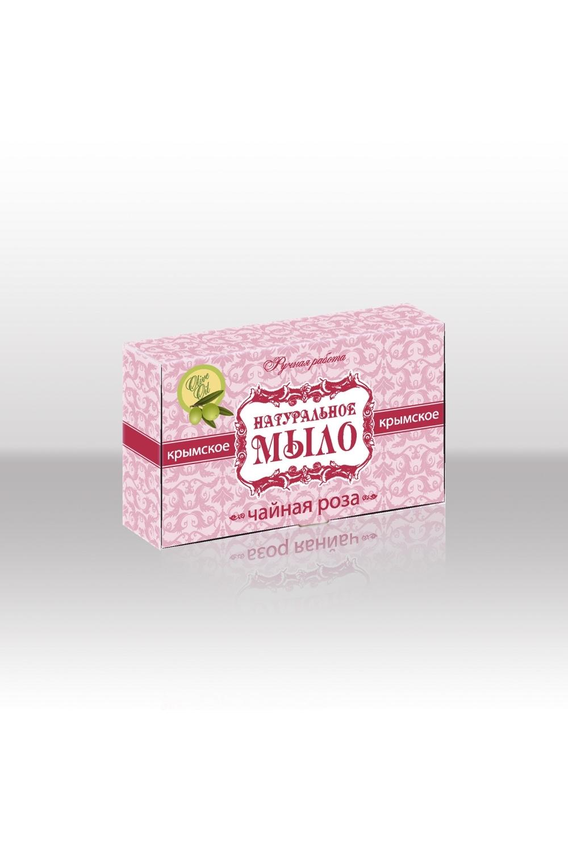 Натуральное мыло Чайная розаТвердое мыло<br>Мыло натуральное quot;Чайная розаquot;.  Это нежный чарующий аромат чайной розы, которым обладает мыло, имеет ярко выраженное антидепрессивное действие, снимает сонливость, подавленность, сглаживает последствия стресса.Подходит для всех типов кожи.  Крымское мыло натуральное представляет уникальную линию мыла ручной работы. Его нежная пена бережно очищает и питает кожу, оставляя легкий аромат черноморского бриза, солнечных лучей и целебного горного воздуха.   Крымское мыло натуральное изготовленно в самом сердце Крымского полуострова, с использованием 100% чистых растительных масел и исключительно органических натуральных компонентов - превосходных даров крымской природы. Все ингредиенты для каждого вида мыла тщательно подобраны. Каждый компонент обладает особенными свойствами, а их сочетание создает неповторимый эффект,присущий только нашему мылу. Крымское мыло натуральное сохраняет все полезные свойства экстрактов, масел и минералов. Мыло не вызывает аллергию, нежно очищает кожу, насыщая ее необходимыми элементами.  Состав: омыленные масла (кокосовое, оливковое, пальмовое, касторовое); розовая вода, натуральный кармин, экстракт марены красильной, эфирные масла герани и чайной розы.  Масса 50г (+/-5г) Срок годности 24 мес. Дата изготовления 01.02.2016 г.  Противопоказания: индивидуальная непереносимость входящих в состав компонентов.  Меры предосторожности: при попадании в глаза промыть водой.<br><br>Тип аромата: Цветочный<br>Тип кожи: Жирная кожа,Зрелая кожа,Комбинированная кожа,Нормальная кожа,Проблемная кожа,Сухая кожа,Чувствительная кожа<br>Тип проблемы: Высыпания и прыщи<br>Эффект: Очищение,Питание<br>Размер : UNI<br>Количество в наличии: 10