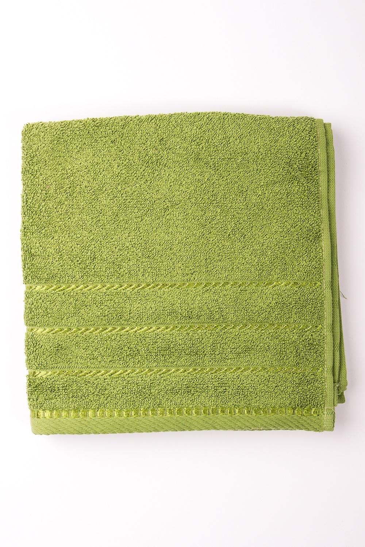 Махровое полотенцеПолотенца<br>Мягкое махровое полотенце  Цвет: зеленый<br><br>Отделка края: Отделка строчкой<br>По материалу: Махровые,Хлопковые<br>По назначению: Практические<br>По рисунку: Однотонные<br>Размер : 50*100,70*140<br>Материал: Махровое полотно<br>Количество в наличии: 4