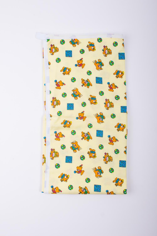 ПолотенцеДля ванной<br>Уголок для купания фланель Размер 75*75 см.  цвет: желтый, мультицвет.<br><br>По сезону: Всесезон<br>Размер : 75*75<br>Материал: Фланель<br>Количество в наличии: 1