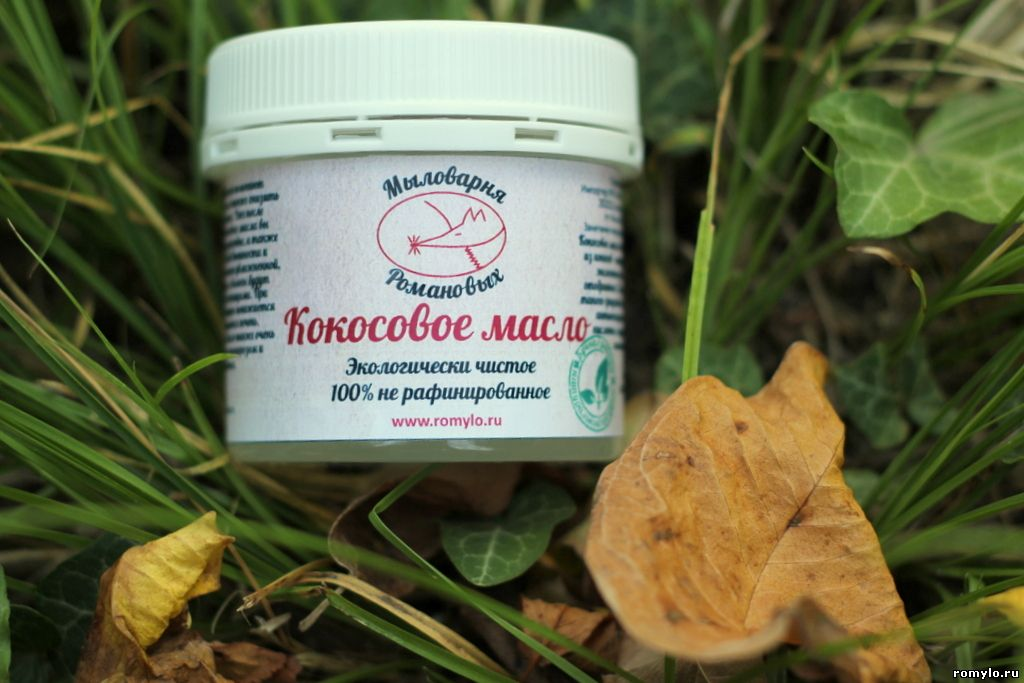 Масло Кокосовое от Lacywear