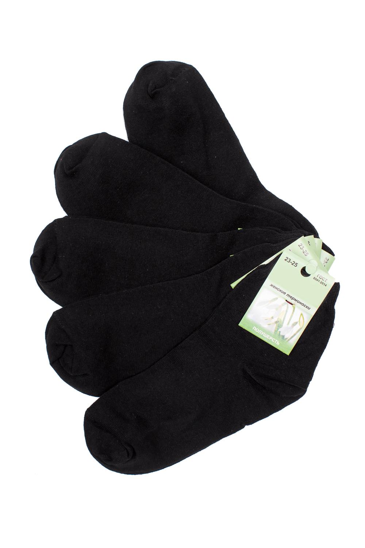 НоскиНоски<br>Однотонные носки из мягкого трикотажа. Носки отличаются хорошим качеством, прочностью, надежностью и удобством в пользовании. Оптимальный состав обеспечит комфорт и здоровье Ваших ног.  В наборе 5 пар.  В изделии использованы цвета: черный  Цена на сайте указана за 1 упаковку.<br><br>По длине: Мини<br>По материалу: Трикотаж,Шерсть<br>По рисунку: Однотонные<br>По сезону: Осень,Зима<br>По стилю: Повседневный стиль<br>Размер : 23-25<br>Материал: Трикотаж<br>Количество в наличии: 2