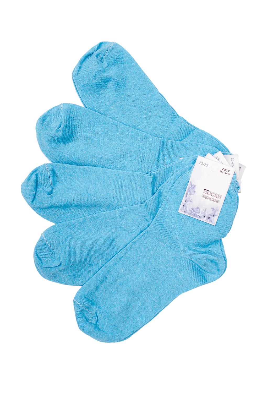 НоскиНоски<br>Однотонные носки из мягкого трикотажа. Носки отличаются хорошим качеством, прочностью, надежностью и удобством в пользовании. Оптимальный состав обеспечит комфорт и здоровье Ваших ног.  В наборе 5 пар.  В изделии использованы цвета: бирюзовый  Цена на сайте указана за 1 упаковку.<br><br>По длине: Мини<br>По материалу: Трикотаж,Хлопок<br>По рисунку: Однотонные<br>По сезону: Весна,Зима,Лето,Осень,Всесезон<br>По стилю: Повседневный стиль<br>Размер : 23-25<br>Материал: Трикотаж<br>Количество в наличии: 2
