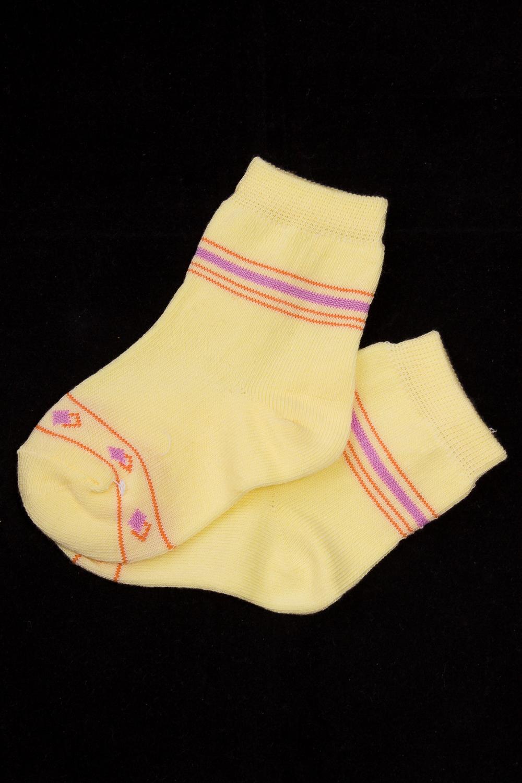 НоскиЧулочно-носочные изделия<br>Однотонные трикотажные носочки  Цвет: желтый. розовый<br><br>По длине: Миди<br>По материалу: Трикотажные,Хлопковые<br>По образу: Жизнь<br>По рисунку: Однотонные<br>По сезону: Весна,Зима,Лето,Осень,Всесезон<br>По стилю: Летние,Повседневные<br>Размер : 11<br>Материал: Трикотаж<br>Количество в наличии: 1