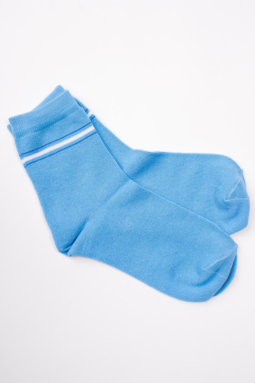 НоскиЧулочно-носочные изделия<br>Однотонные трикотажные носочки  Цвет: голубой<br><br>По длине: Миди<br>По материалу: Трикотажные,Хлопковые<br>По образу: Жизнь<br>По рисунку: Однотонные<br>По сезону: Весна,Зима,Лето,Осень,Всесезон<br>По стилю: Летние,Повседневные<br>Размер : 18<br>Материал: Трикотаж<br>Количество в наличии: 3