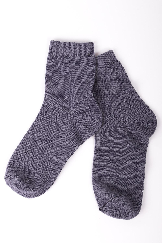НоскиЧулочно-носочные изделия<br>Однотонные хлопковые носочки  Цвет: серый<br><br>По длине: Миди<br>По материалу: Трикотажные,Хлопковые<br>По образу: Жизнь,Спорт<br>По рисунку: Однотонные,С принтом (печатью)<br>По стилю: Повседневные<br>По элементам: На резинке<br>По сезону: Осень,Весна<br>Размер : 18<br>Материал: Трикотаж<br>Количество в наличии: 1