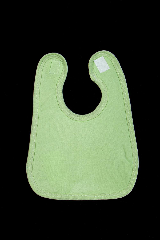 НагрудникСлюнявчики<br>Хлопковый нагрудник для ребенка  В изделии использованы цвета: зеленый  Размер 56 соответствует росту ребенка 56-62 см. Размер 68 соответствует росту ребенка 68-74 см.<br><br>Размер : 56,68<br>Материал: Хлопок<br>Количество в наличии: 2