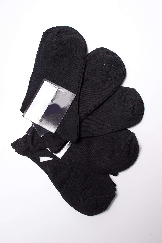 НоскиНоски<br>Хлопковые носки из мягкого трикотажа. В наборе 5 пар.  В изделии использованы цвета: черный, голубой  Цена на сайте указана за 1 упаковку.<br><br>По сезону: Всесезон<br>Размер : 27<br>Материал: Трикотаж<br>Количество в наличии: 8