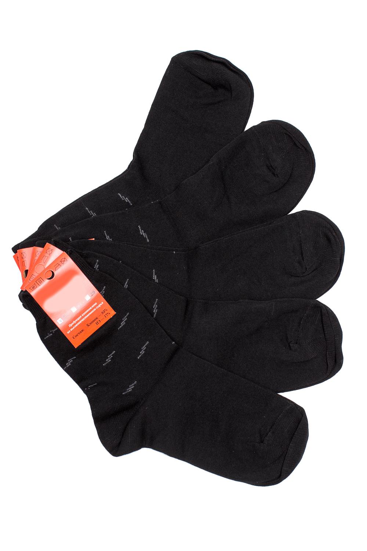 НоскиНоски<br>Универсальные носки из мягкого трикотажа. Носки отличаются хорошим качеством, прочностью, надежностью и удобством в пользовании. Оптимальный состав обеспечит комфорт и здоровье Ваших ног.  В наборе 5 пар.  В изделии использованы цвета: черный, серый  Цена на сайте указана за 1 упаковку.<br><br>По сезону: Всесезон<br>Размер : 25,27,29<br>Материал: Трикотаж<br>Количество в наличии: 4
