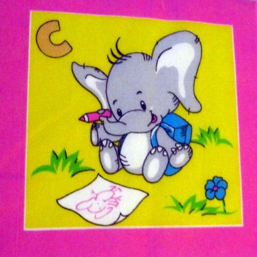 Платок носовойПлатки и шарфы<br>Ситцевый платочек для ребенка. Размер платка 19*19 см.<br><br>Размер : UNI<br>Материал: Ситец<br>Количество в наличии: 18