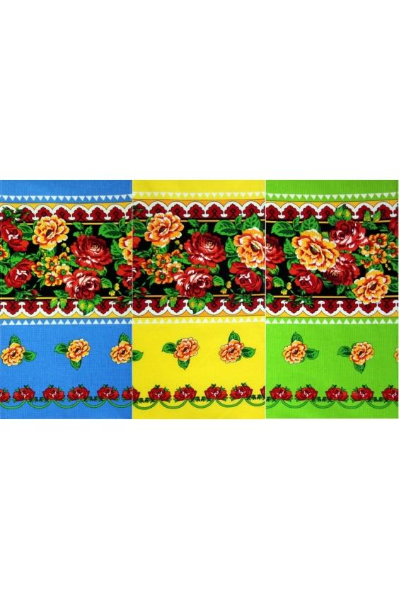 Набор полотенецПолотенца<br>Набор ярких кухонных полотенец  В наборе 3 полотенца 40*70 см  Цвет: мультицвет<br><br>По материалу: Хлопковые<br>По рисунку: С набивным рисунком,С принтом (печатью),Цветные<br>Отделка края: Отделка строчкой<br>Размер: 40*70<br>Материал: 100% хлопок<br>Количество в наличии: 3