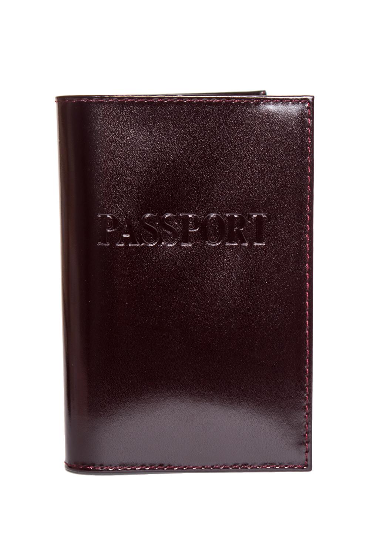 Обложка для паспортаДля паспорта<br>Маленькие, казалось бы, незначительные детали зачастую завершают, дополняют образ, подчёркивают статус, стиль и вкус своего обладателя.  Обложка для паспорта из натуральной кожи станет прекрасным подарком по любому поводу.   В изделии использованы цвета: коричневый<br><br>Размер : UNI<br>Материал: Натуральная кожа<br>Количество в наличии: 2