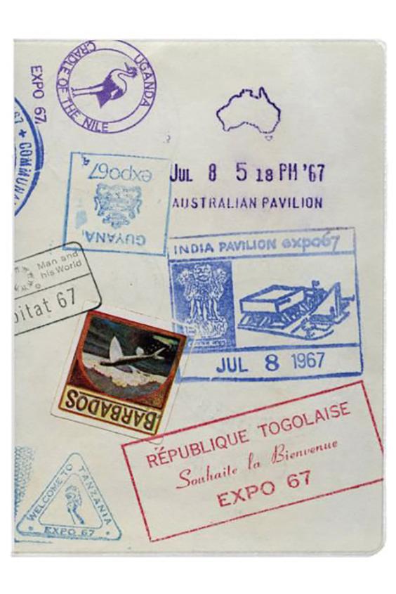 Обложка для паспорта LacyWear OBL(8)-MUS