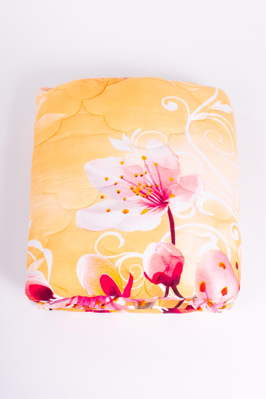 ОдеялоОдеяла и наматрасники<br>Бамбуковое волокно обладает хорошими вентиляционными свойствами, поэтому спать под такими одеялами одно удовольствие. Благодаря натуральным смолам, присутствующим в составе бамбукового наполнителя, вы будете избавлены от пыли и неприятного запаха, которые имеют свойство накапливаться в обычных одеялах.  Цвет: желтый, розовый  Размеры:  Одеяло полутораспальное - 140х205 см. Одеяло двуспальное - 172х205 см. Одеяло Евро - 200х220 см.  Допускается расхождение в размере ± 2 см<br><br>По материалу: Бамбук<br>По рисунку: Растительные мотивы,Цветные,Цветочные<br>По размеру: Евро,Полутороспальные<br>Размер : Euro<br>Материал: Поплин<br>Количество в наличии: 2