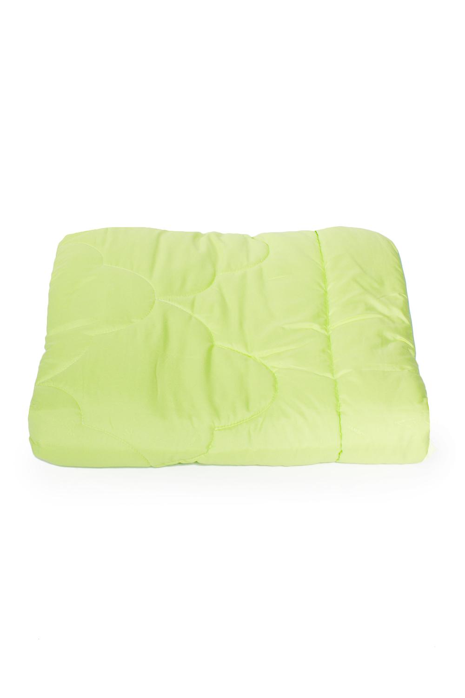 ОдеялоОдеяла и наматрасники<br>Бамбуковое волокно обладает хорошими вентиляционными свойствами, поэтому спать под такими одеялами одно удовольствие. Благодаря натуральным смолам, присутствующим в составе бамбукового наполнителя, вы будете избавлены от пыли и неприятного запаха, которые имеют свойство накапливаться в обычных одеялах.  Размеры:  Одеяло полутораспальное - 140х205 см. Одеяло двуспальное - 172х205 см. Одеяло Евро - 200х220 см.  Цвет: салатовый  Допускается расхождение в размере ± 2 см<br><br>По материалу: Бамбук<br>По размеру: Полутороспальные,Двуспальные,Евро<br>По рисунку: Однотонные<br>Размер : 1,5,2,0,Euro<br>Материал: Микрофибра<br>Количество в наличии: 4