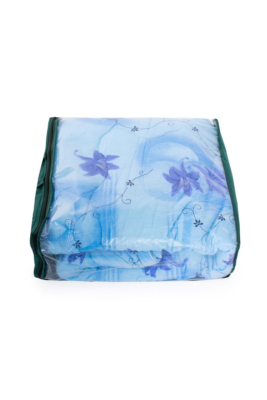 ОдеялоОдеяла и наматрасники<br>Бамбуковое волокно обладает хорошими вентиляционными свойствами, поэтому спать под такими одеялами одно удовольствие. Благодаря натуральным смолам, присутствующим в составе бамбукового наполнителя, вы будете избавлены от пыли и неприятного запаха, которые имеют свойство накапливаться в обычных одеялах.  Размеры:  Одеяло полутораспальное - 140х205 см. Одеяло двуспальное - 172х205 см. Одеяло Евро - 200х220 см.  В изделии использованы цвета: голубой и др.  Допускается расхождение в размере ± 2 см<br><br>По материалу: Бамбук<br>По размеру: Полутороспальные,Двуспальные<br>По рисунку: Растительные мотивы,С принтом,Цветные,Цветочные<br>Размер : 1,5,2,0<br>Материал: Поликоттон<br>Количество в наличии: 3