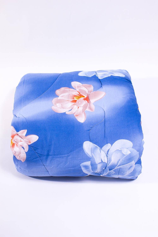 ОдеялоОдеяла и наматрасники<br>Стеганное одеяло из натурального хлопка.  Цвет: синий, голубой, розовый  Размеры:  Одеяло полутораспальное - 140х205 см. Одеяло двуспальное - 172х205 см. Одеяло Евро - 200х220 см.  Допускается расхождение в размере ± 2 см<br><br>По материалу: Бязь,Хлопок<br>По размеру: Полутороспальные,Двуспальные<br>По рисунку: Растительные мотивы,Цветные,Цветочные<br>Размер : 2,0<br>Материал: Бязь<br>Количество в наличии: 1