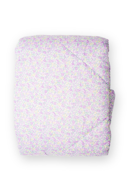 ОдеялоОдеяла и наматрасники<br>Овечья шерсть и изделия, наполнителем которых она является, такие как одеяла, подушки и наматрасники не только дарят непередаваемое ощущение комфорта и тепла, но и обладают рядом лечебных свойств.  Потребительские свойства изделий с наполнителем из овечьей шерсти: - лечебно-профилактический эффект - оптимальный температурный режим - гигроскопичность: обеспечивает комфортное quot;сухоеquot; тепло - активная циркуляция воздуха через наполнитель  В изделии использованы цвета: сиреневый, голубой, белый, желтый  Размеры:  Одеяло полутораспальное - 140х205 см. Одеяло двуспальное - 172х205 см. Одеяло Евро - 200х220 см.<br><br>По материалу: Шерсть<br>По размеру: Евро<br>По рисунку: Растительные мотивы,С принтом,Цветные,Цветочные<br>Размер : 200*220<br>Материал: Полиэстер<br>Количество в наличии: 1