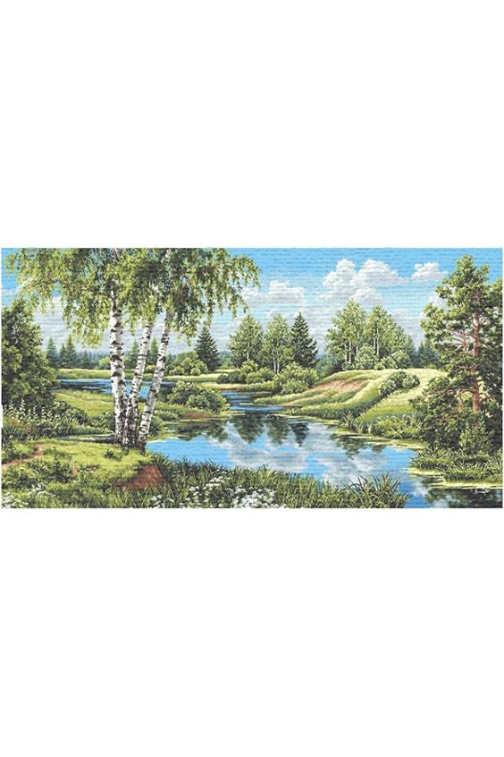 ПанноЭксклюзивные товары<br>Гобеленовые панно придают ноты роскоши традиционной классике, изысканному восточному стилю, очаровательному модерну, романтическому провансу или яркому кантри. Прекрасно смотрится тканое произведение искусства в этнической обстановке, скандинавском стиле и элегантном винтаже. В каждом из них гобеленовое панно становится элементом незаурядного вкуса и творчества.  Панно без рамки.<br><br>Размер : 65*35<br>Материал: Гобелен<br>Количество в наличии: 1