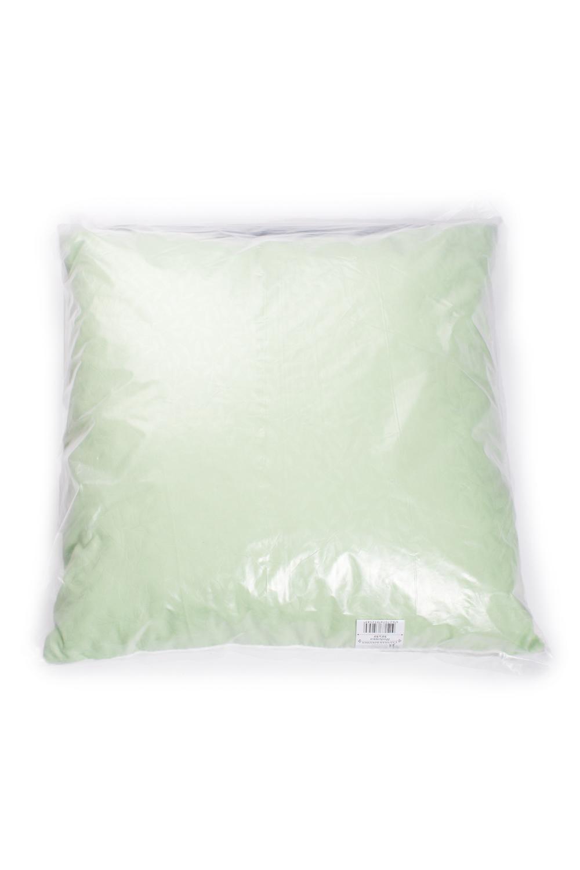 ПодушкаПодушки<br>Мягкая и легкая подушка  Ткань верха - хлопок+полиэстер Наполнитель - холлофайбер  В изделии использованы цвета: зеленый<br><br>По материалу: Синтетические ткани<br>По рисунку: Однотонные<br>Размер : 50*50<br>Материал: Смесовая: хлопок+полиэстер<br>Количество в наличии: 4