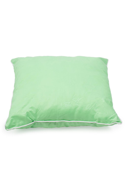 ПодушкаПодушки<br>Мягкая и легкая подушка  Ткань верха - хлопок+полиэстер Наполнитель - холлофайбер  Цвет: зеленый<br><br>По материалу: Синтетические ткани<br>По рисунку: Однотонные<br>Размер : 40*40<br>Материал: Смесовая: хлопок+полиэстер<br>Количество в наличии: 5