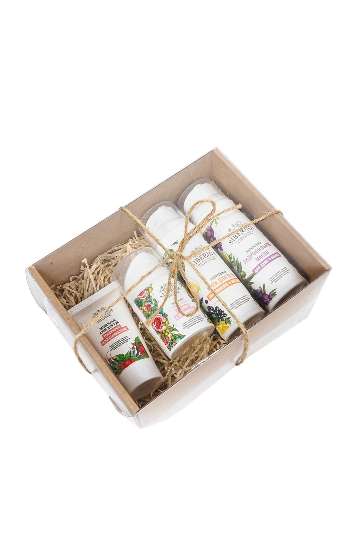 Подарочный набор Питание и увлажнение набор крем kora набор spa лифтинг уход набор