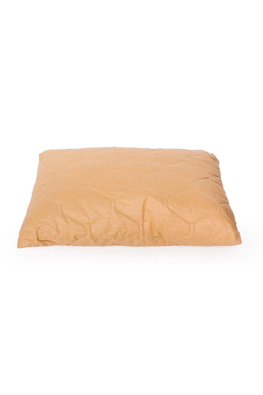 ПодушкаПодушки<br>Овечья шерсть и изделия, наполнителем которых она является, такие как одеяла, подушки и наматрасники не только дарят непередаваемое ощущение комфорта и тепла, но и обладают рядом лечебных свойств.  Потребительские свойства изделий с наполнителем из овечьей шерсти: - лечебно-профилактический эффект - оптимальный температурный режим - гигроскопичность: обеспечивает комфортное quot;сухоеquot; тепло - активная циркуляция воздуха через наполнитель  Цвет: бежевый  Допускается расхождение в размере ± 2 см<br><br>По рисунку: Однотонные<br>Размер : 50*70,70*70<br>Материал: Поликоттон<br>Количество в наличии: 10