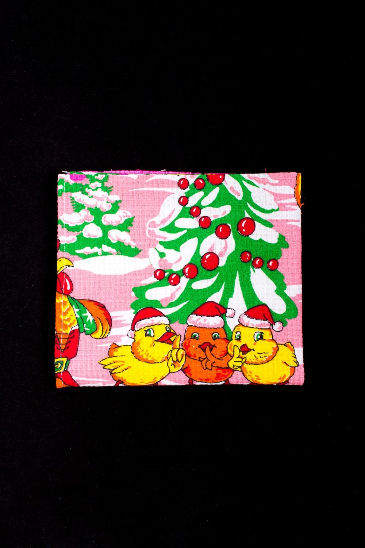 ПолотенцеПолотенца<br>Яркое хлопковое полотенце на кухню  В изделии использованы цвета: розовый и др.<br><br>По рисунку: С набивным рисунком,С принтом (печатью),Цветные<br>Размер : 40*70<br>Материал: Хлопок<br>Количество в наличии: 5