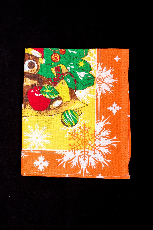 ПолотенцеПолотенца<br>Яркое хлопковое полотенце на кухню  В изделии использованы цвета: оранжевый и др.<br><br>По рисунку: Цветные,С принтом<br>Размер : 45*60<br>Материал: Хлопок<br>Количество в наличии: 3