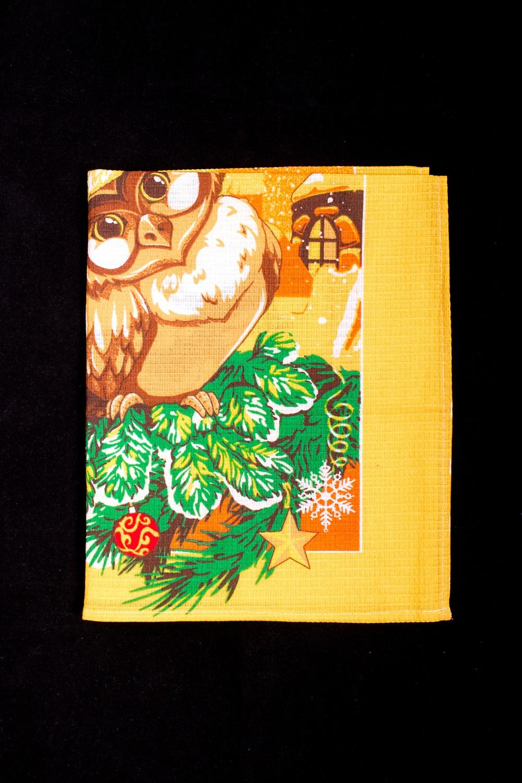 ПолотенцеПолотенца<br>Яркое хлопковое полотенце на кухню  В изделии использованы цвета: желтый и др.<br><br>По рисунку: С набивным рисунком,С принтом (печатью),Цветные<br>Размер : 45*60<br>Материал: Хлопок<br>Количество в наличии: 3