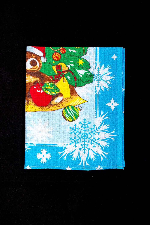 ПолотенцеПолотенца<br>Яркое хлопковое полотенце на кухню  В изделии использованы цвета: голубой и др.<br><br>По рисунку: Цветные,С принтом<br>Размер : 45*60<br>Материал: Хлопок<br>Количество в наличии: 3