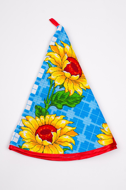 ПолотенцеПолотенца<br>Яркое хлопковое полотенце с петелькой.  В изделии использованы цвета: голубой и др.<br><br>По материалу: Вафельные,Хлопок<br>По рисунку: Растительные мотивы,Цветные,Цветочные,С принтом<br>Размер : 64*64<br>Материал: Хлопок<br>Количество в наличии: 3